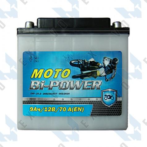 Мото аккумулятор BI-Power 9Ah