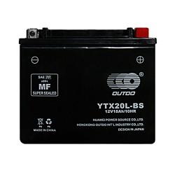 Мото аккумулятор Outdo YTX20L-BS 18 Ah