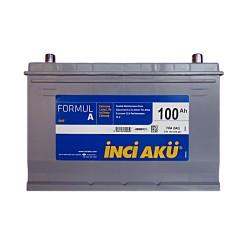Аккумулятор Inci Aku Formula 100Ah JR+ 760A