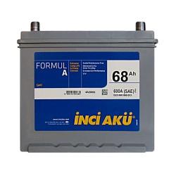 Аккумулятор Inci Aku Formula 68Ah JR+ 600A
