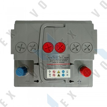 Аккумулятор AGM Silver Premium 50Ah R+ 480A