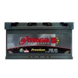 Аккумулятор A-Mega Premium 100Ah L+ 950A