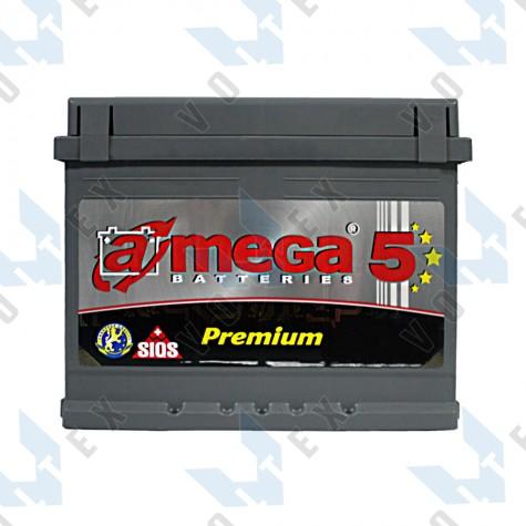 Аккумулятор A-Mega Premium 65Ah L+ 640A