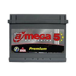 Аккумулятор A-Mega Premium 65Ah R+ 640A