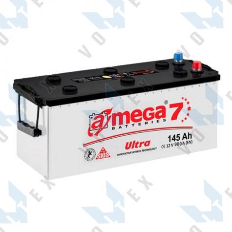 Аккумулятор A-Mega Ultra 145Ah (3) 900A