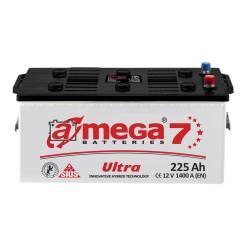 Аккумулятор A-Mega Ultra 225Ah (3) 1400A