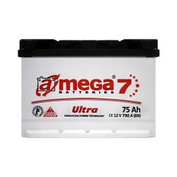 Аккумулятор A-Mega Ultra 75Ah L+ 790A
