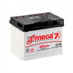 Аккумулятор A-Mega Ultra+ 64Ah L+ 640A