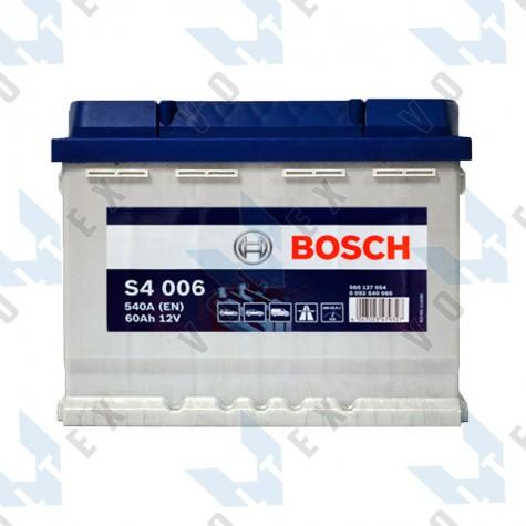 Аккумулятор Bosch S4 60Ah L+ 540A