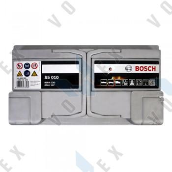 Аккумулятор Bosch S5 85Ah R+ 800A (низкобазовый)
