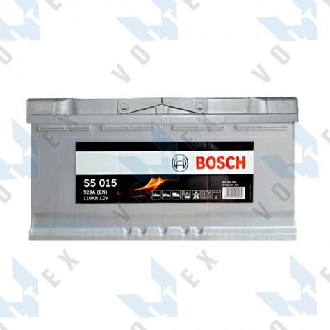 Аккумулятор Bosch S5 110Ah R+ 920A