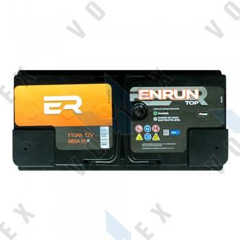 Аккумулятор Enrun Top 110Ah R+ 980A