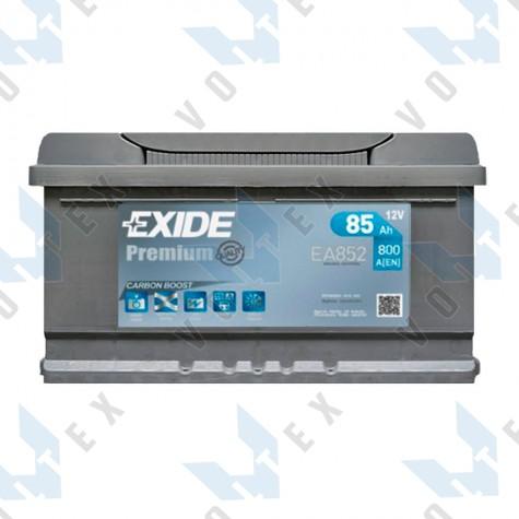 Аккумулятор Exide Premium 85Ah R+ 800A