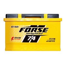 Аккумулятор Forse Original 74Ah R+ 720A