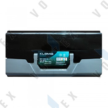 Аккумулятор Klema better 100Ah R+ 850A