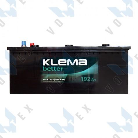 Аккумулятор Klema better 192Ah (3) 1350A