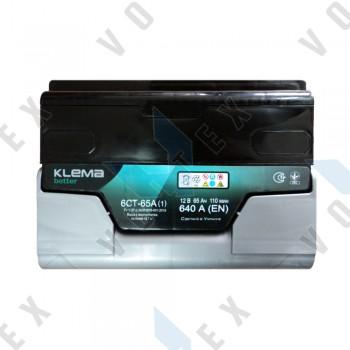 Аккумулятор Klema better 65Ah L+ 640A