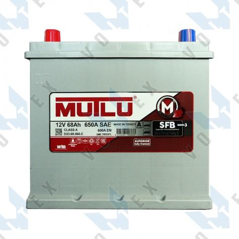 Аккумулятор Mutlu SFB technology 68Ah JL+ 600A