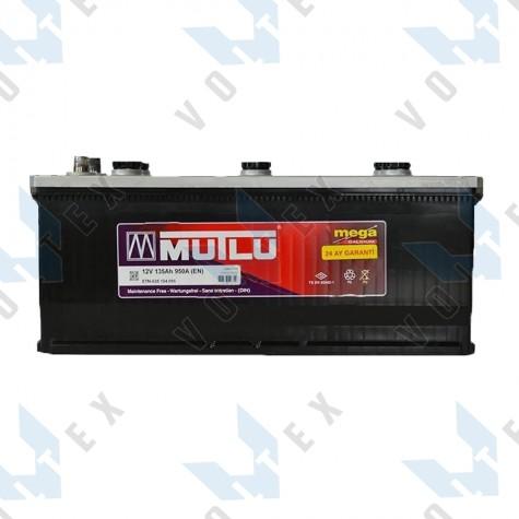 Аккумулятор Mutlu Mega 135Ah (3) 950A