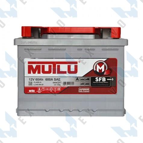 Аккумулятор Mutlu SFB technology 60Ah L+ 540A