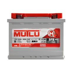Аккумулятор Mutlu SFB technology 63Ah R+ 600A