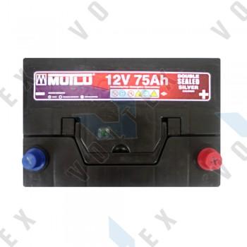 Аккумулятор Mutlu 75Ah JR+ 630A