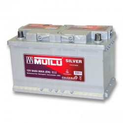 Аккумулятор Mutlu 84Ah L+ 800A