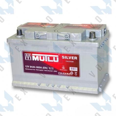 Аккумулятор Mutlu 84Ah R+ 800A