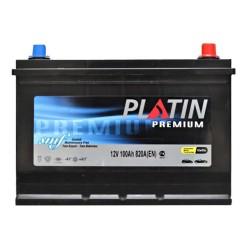 Аккумулятор Platin Premium Asia SMF 100Ah JR+ 820A
