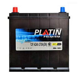 Аккумулятор Platin Premium Asia SMF 42Ah JL+ 370A