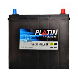 Аккумулятор Platin Premium Asia SMF 45Ah JR+ 400A
