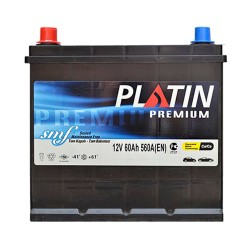 Аккумулятор Platin Premium Asia SMF 60Ah JL+ 560A