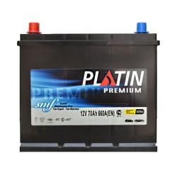 Аккумулятор Platin Premium Asia SMF 70Ah JL+ 660A