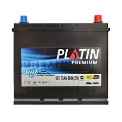 Аккумулятор Platin Premium Asia SMF 70Ah JR+ 660A