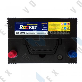 Аккумулятор Rocket NX110-5 70Ah JL+ 600A