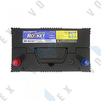 Аккумулятор Rocket NX120-7 90Ah JL+ 750A