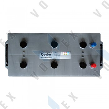 Аккумулятор Sanfox 190Ah (3) 1250A