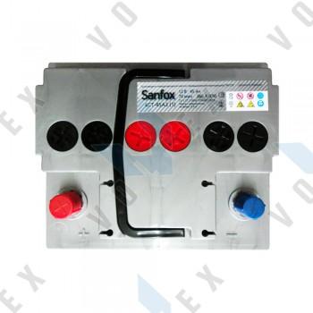 Аккумулятор Sanfox 45Ah L+ 360A