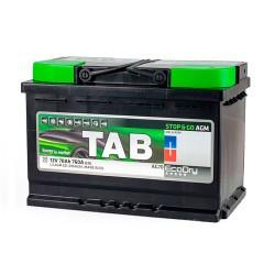 Аккумулятор Tab EcoDry AGM Start-Stop 70Ah R+ 760A