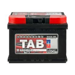 Аккумулятор Tab Magic 62Ah R+ 600A