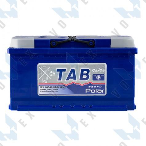 Аккумулятор Tab Polar Blue 100Ah R+ 920A