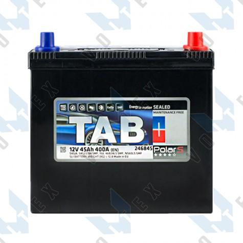 Аккумулятор Tab Polar S 45Ah JR+ 400A