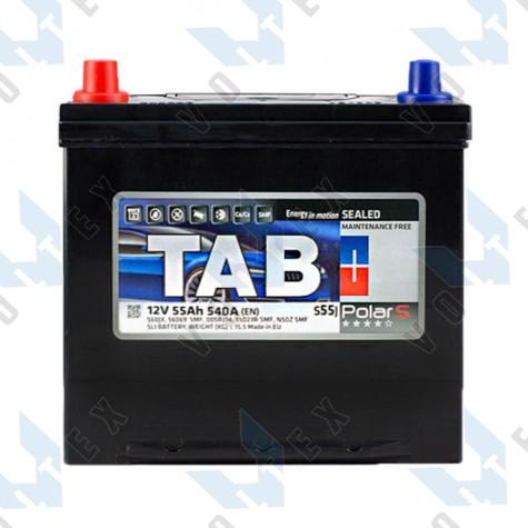 Аккумулятор Tab Polar S 55Ah JL+ 540A
