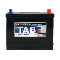 Аккумулятор Tab Polar S 75Ah JR+ 740A