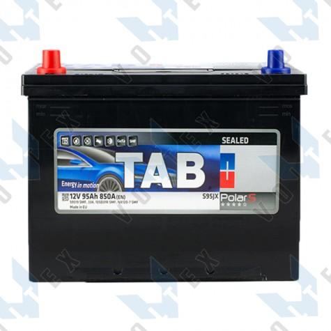Аккумулятор Tab Polar S 95Ah JL+ 850A