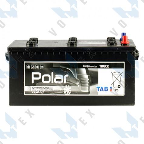 Аккумулятор Tab Polar Truck 190Ah (3) 1200A