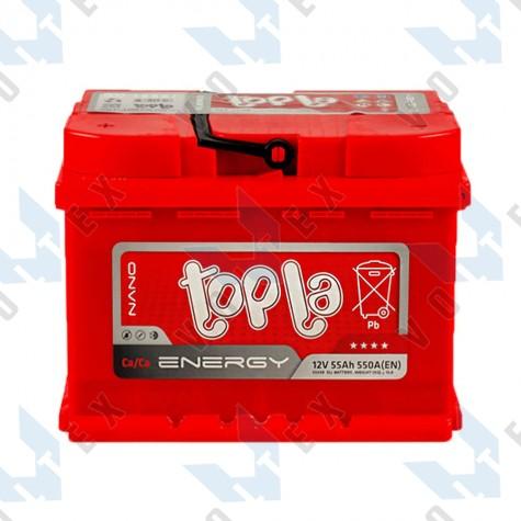 Аккумулятор Topla Energy 55Ah L+ 550A