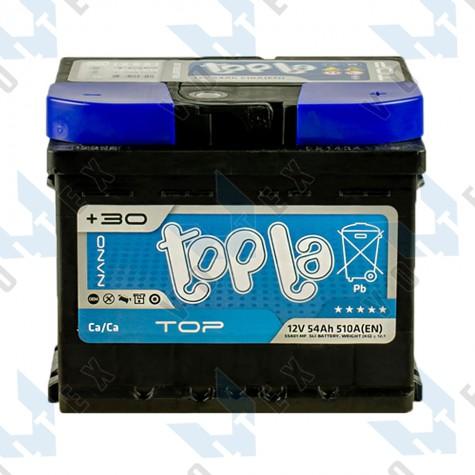 Аккумулятор Topla Top 54Ah R+ 510A