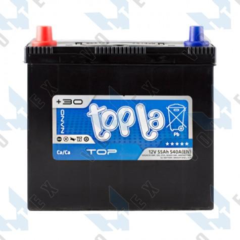 Аккумулятор Topla Top Asia 55Ah JL+ 540A