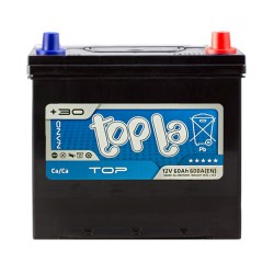 Аккумулятор Topla Top Asia 60Ah JR+ 600A